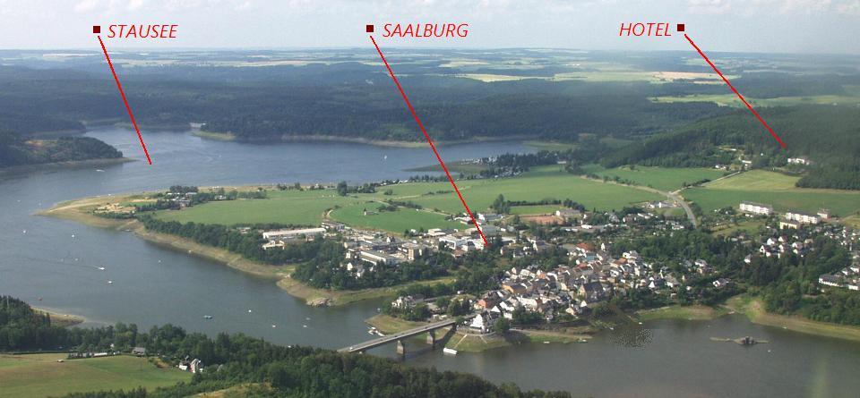 Hotelanlage am Thüringer Meer