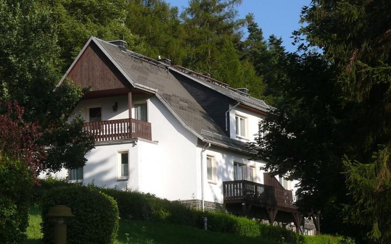 Gästehaus - Ansicht von Nordwesten