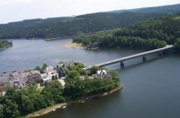 Ortschaft Saalburg